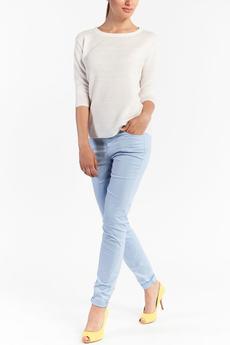 Голубые брюки с карманами TOM FARR